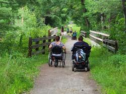 Winnipesaukee River Trail - Tilton/Northfield, NH