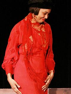 Zora Neale Hurston One Woman Show