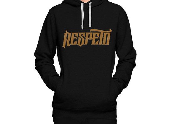 RESPETO Black Gold Hoodie