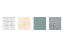 Materiálová paleta