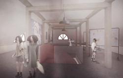 Podkrovní galerie