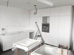 Proces kuchyňské části