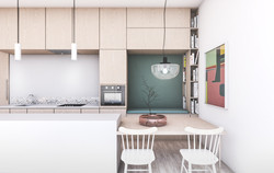 Kuchyňský prostor