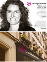 Majo brand rework for QS solicitors