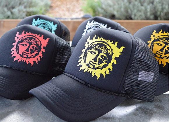 Shelby Sun Trucker Hat