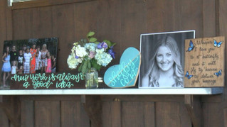 Community celebrates life of Shelby Sudbrink