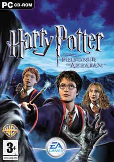Harry Potter 3 y el Prisionero de Askaba