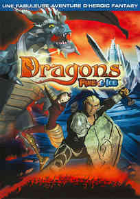 Dragones Fuego Hielo - Dragons Fire Ice.