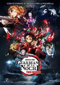 Guardianes De La Noche - Movie 1 - El Tren Infinito - Demon Slayer Mugen Train - Movie 1 -