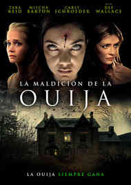 La Maldicion de La Ouija - Ouija House.j