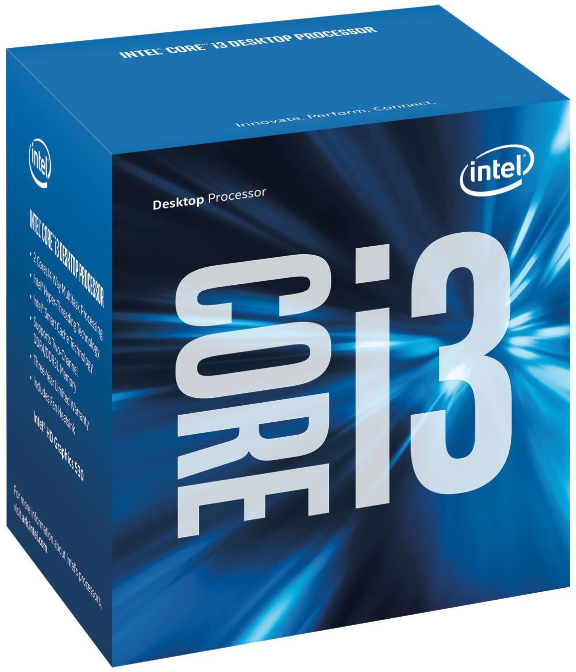 Intel i3-6100 LGA1151