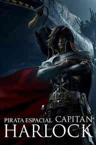 Pirata Espacial Capitan Harlock - Space