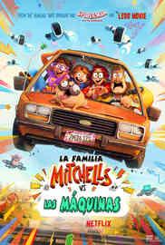 La Familia Mitchells vs. Las Maquinas -