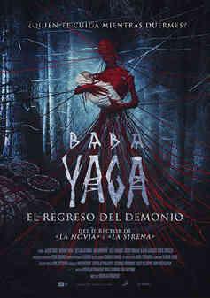Baba Yaga El Regreso Del Demonio - Yaga Koshmar tyomnogo lesa.jpg