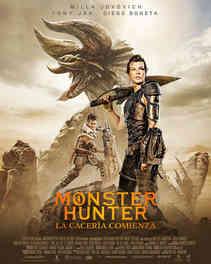Monster Hunter La Caceria Comienza - Mon
