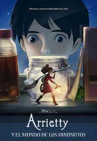 2010 - Arrietty Y El Mundo De Los Diminu