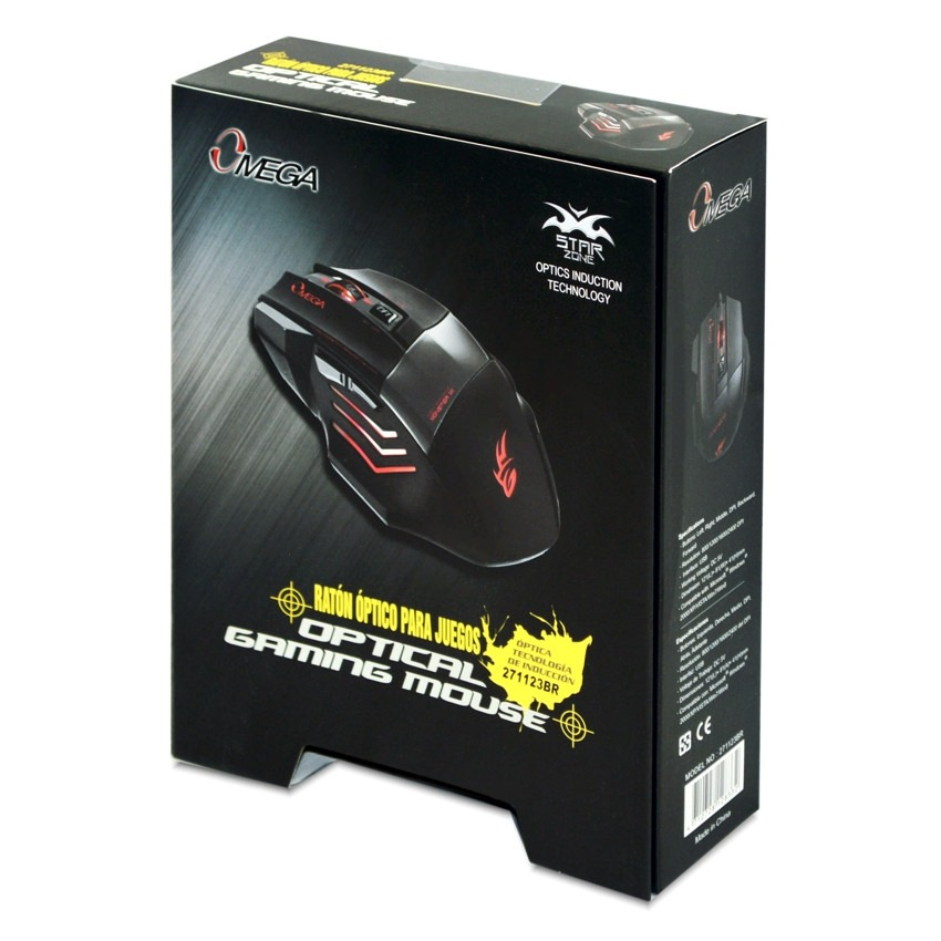Omega Gaming Monster M1 Referencia 271123BR_