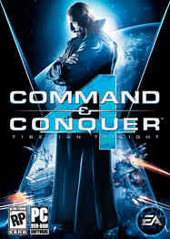 Command And Conquer 4 Tiberian Twilight.