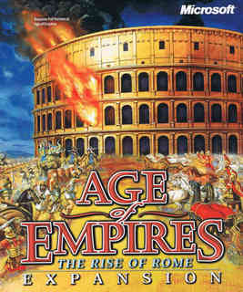 Age of Empires 1 Expansion The Rise Of R