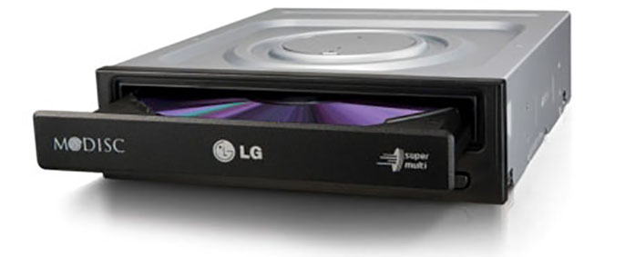 lg Super Multi DVD regrabadora GH24NSB0