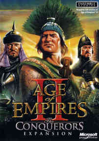 Age of Empires 2 The Conquerors Expansio