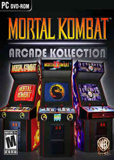Mortal Kombat 1-2-3 Arcade Kollection.jp