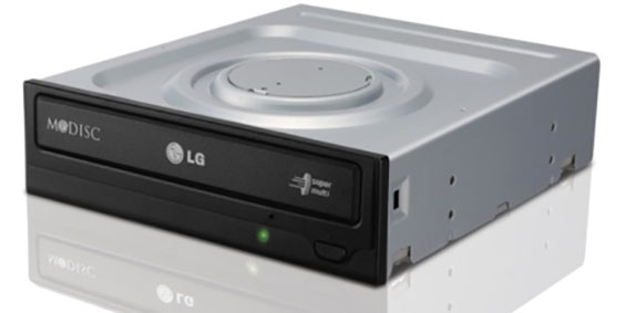 lg Super Multi DVD regrabadora GH24NSB0_