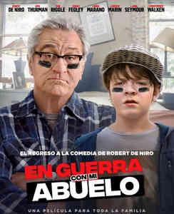 En Guerra Con Mi Abuelo - The War With G