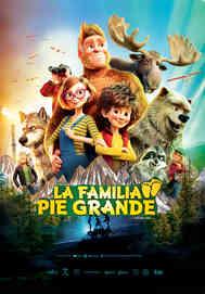 La Familia Pie Grande - Bigfoot Family.j