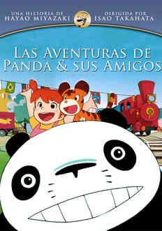 1972 - 1973 Las Aventuras De Panda y Sus