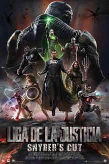 La Liga de la Justicia Snyder's Cut - Sn