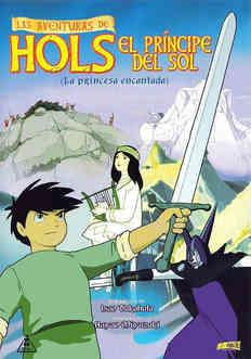 1968- Las Aventuras De Hols El Principe