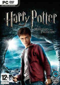 Harry Potter 6 y El Misterio Del Princip
