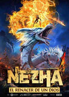 Nezha El Renacer De Un Dios - Nezha Rebo