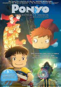 2008 - Ponyo En El Acantilado - Gake no