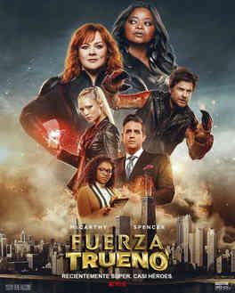 Fuerza Trueno  - Patrulla Trueno - Thund