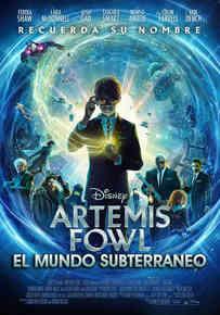Artemis Fowl El Mundo Subterraneo - Arte