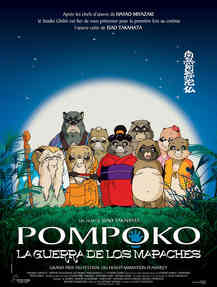 1994 - Pompoko La Guerra De Los Mapaches