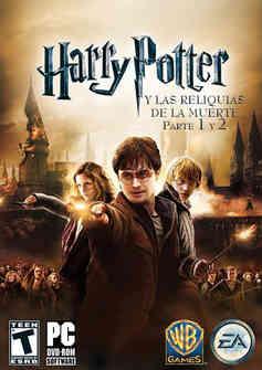 Harry Potter 7 y 8 y las Reliquias De La