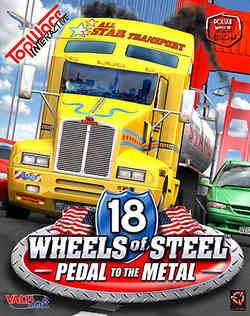 18 Wheels Of Steel Pedal To The Metal.jp