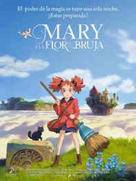 Mary y La Flor de La Bruja - Mary and th