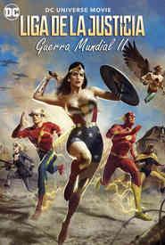 Liga De La Justicia Guerra Mundial 2 - J