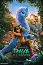 Raya y el Ultimo Dragon - Raya And The L
