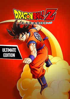 Dragon Ball Z Kakarot Ultimate Edition -
