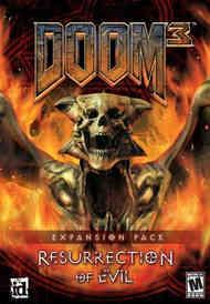 Doom 3 Expansion Resurrection Of Evil.jp