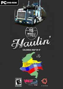 18 Wheels of Steel Haulin Mod Colombia v
