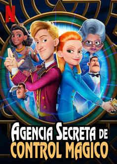 Agencia Secreta de Control Magico - Secr