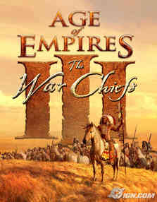 Age of Empires 3  Expansion 1 The Warchi