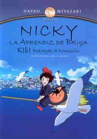 1989 - Nicky La Aprendiz de Bruja -Kiki