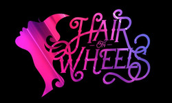 hair on wheels